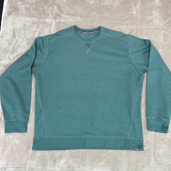 Eddie Bauer soft sweatshirt.